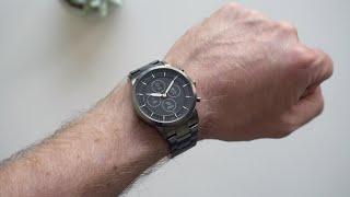 Fossil Collider HR Hybrid Smartwatch Review
