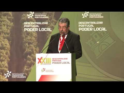 Intervenção de Manuel Machado no encerramento do XXIII Congresso da ANMP