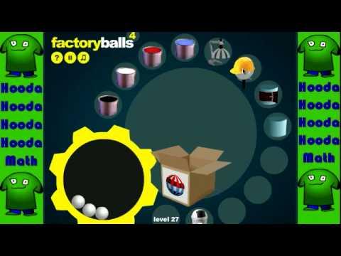 Factory Balls 4 Walkthrough Levels 20-30 - YouTube