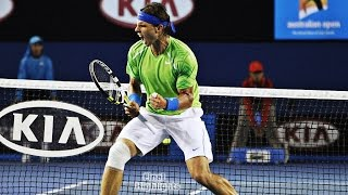 Rafael Nadal vs Novak Djokovic Australian Open 2012 final highlights / Best final in AO history