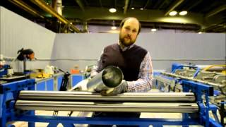 Вальцы для водосточных труб METAL MASTER MRB 1220(Вальцы для производства водосточных труб http://tapcoint.ru/functions/f_valcy/mehanicheskie/1414., 2014-02-18T11:34:55.000Z)