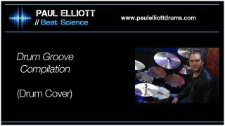 paul elliott drum groove compilation