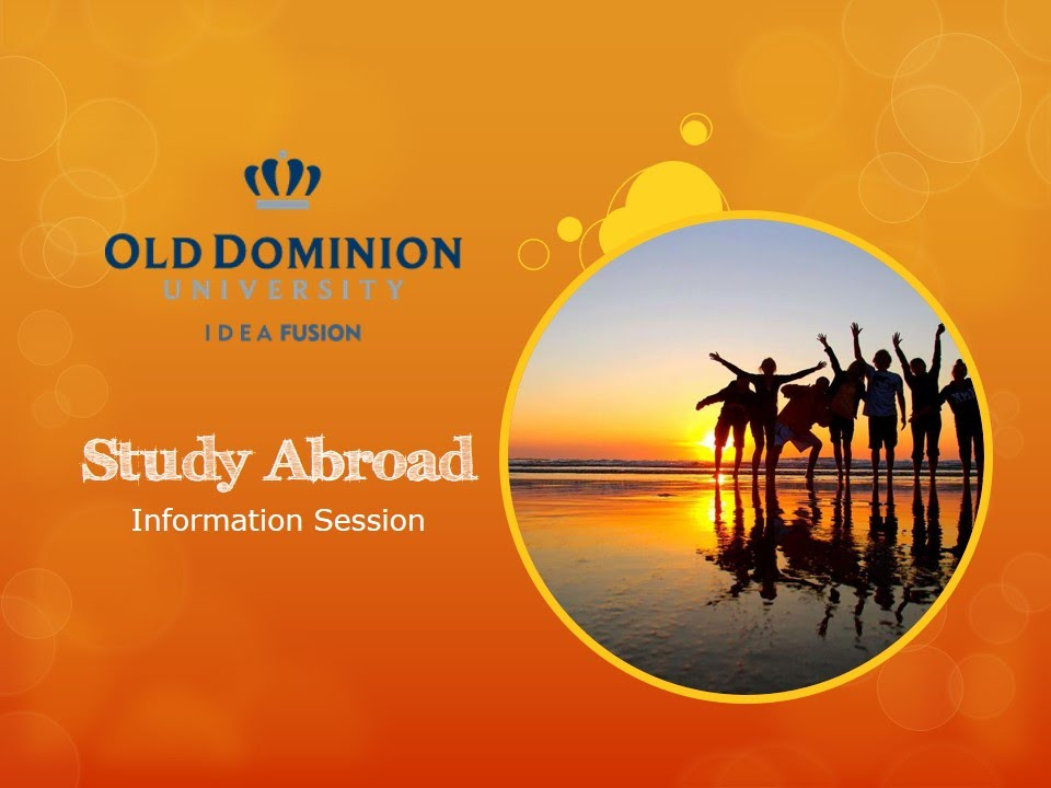 Odu study abroad secure