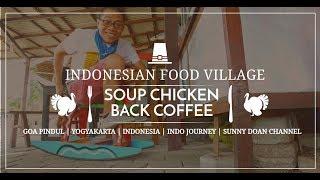 DU LỊCH INDONESIA | MÓN NGON LẠ TẠI LÀNG GOA PINDUL | SUNNY DOAN