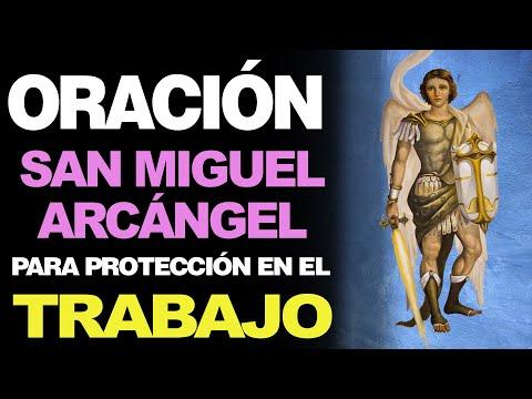 🙏 Oración a San Miguel Arcángel PARA PROTECCIÓN Y PROSPERIDAD EN EL TRABAJO 🙇