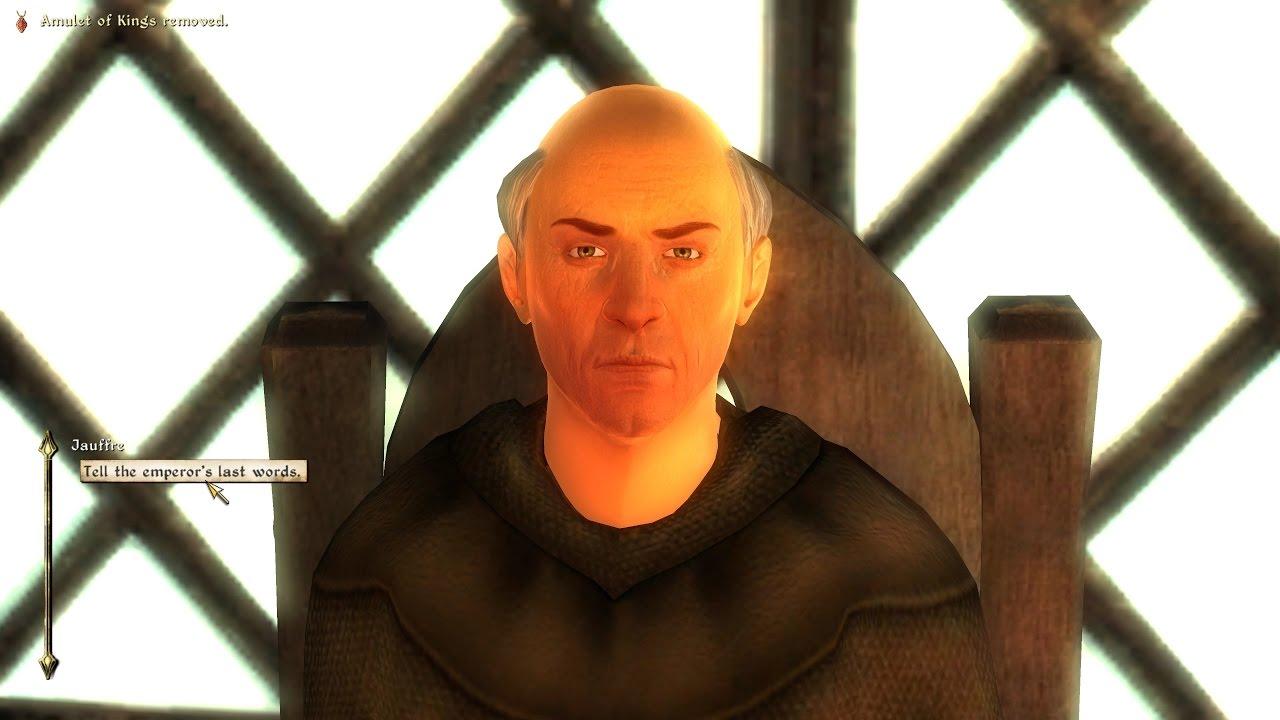 Jauffre – Oblivion Character Overhaul V2