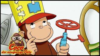 Coco der Neugierige 🐵211 Der gelbe Affen-Spaß-Hut 🐵 Ganze Folgen 🐵 Cartoons für Kinder🐵 Staffel 2