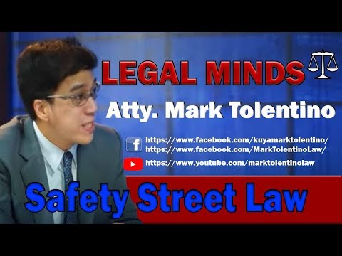 Safety Street Law