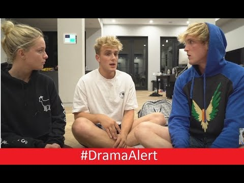 Jake Paul & Logan Paul vs FaZe Banks! #DramaAlert Clarissa May EXPOSE the R4PIST!