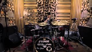Echa Soemantri - Maroon 5 Medley (Drum Reinterpretation)