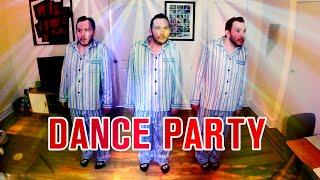 Dance Party! [Seizure Warning]