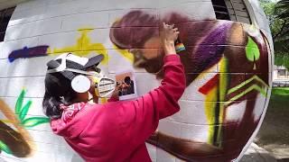 Primer festival de arte Emapa Urbano