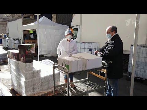 Во Франции для тех, кто сражается с коронавирусом, продлили рабочую неделю.