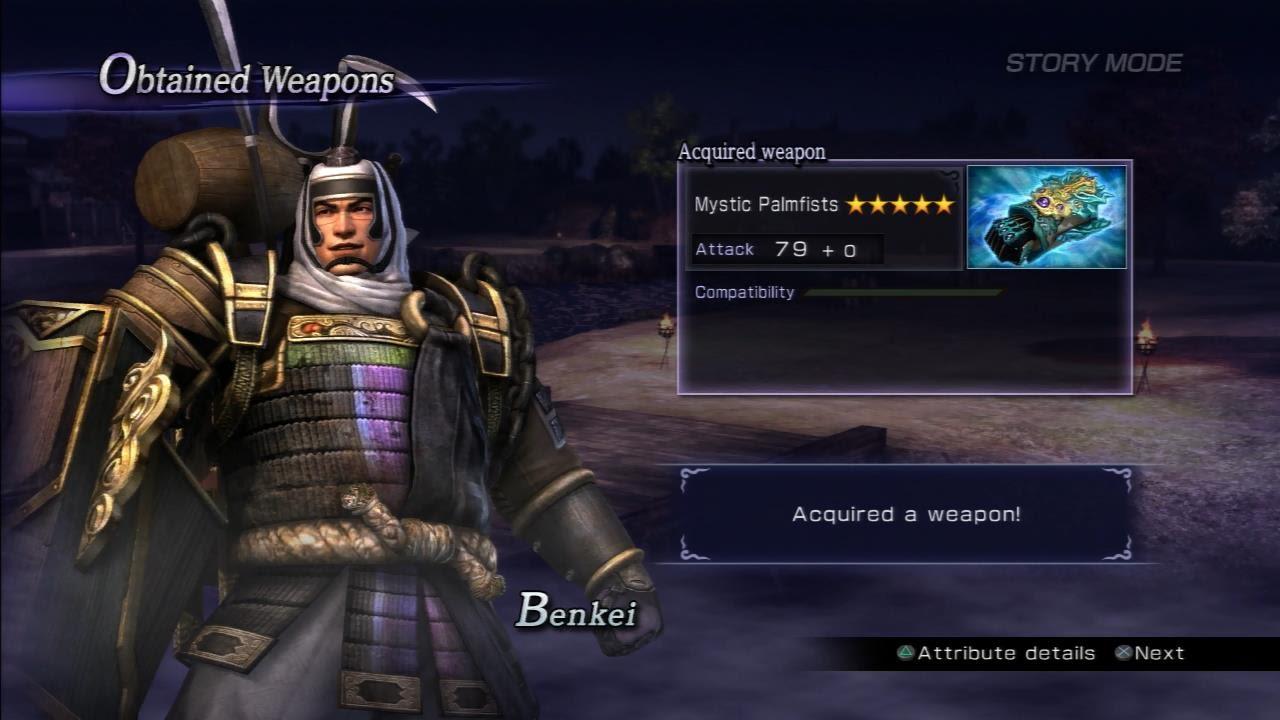 Warriors orochi 3 ultimate hundun