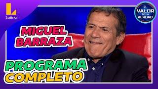📺🔥 El valor de la verdad de Miguel Barraza - 1 de febrero del 2020 【 Programa Completo 】