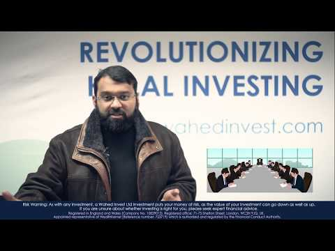 What are some steps that we can take to ensure that our investments are halal?  -  Sheikh Dr. Qadhi