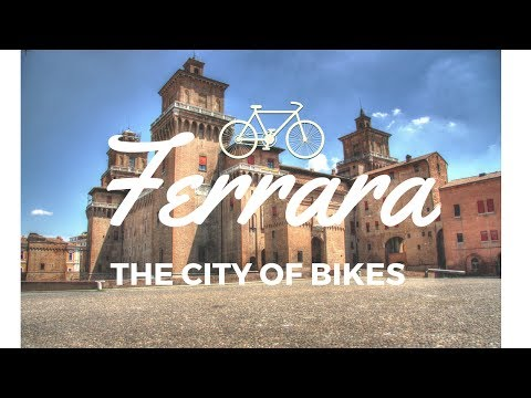 WELCOME TO FERRARA!!! Living ITALY as an ITALIAN (HD)