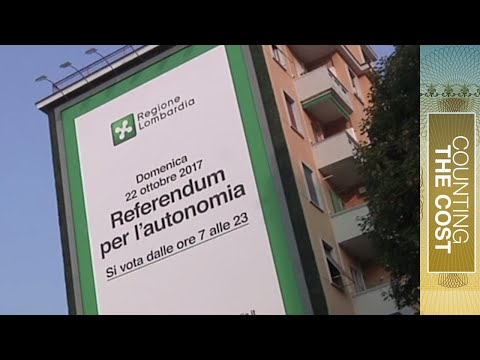Lombardy, Veneto and the economics of autonomy