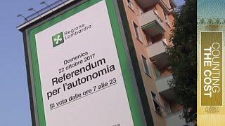 Lombardy, Veneto and the economics of autonomy