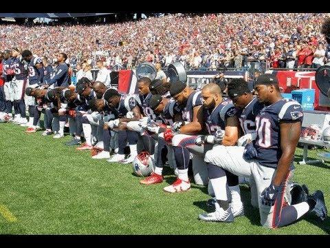 NFL BANS Kneeling For The National Anthem