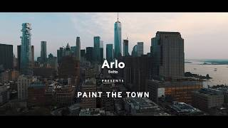 Paint The Town | Mural at Arlo SoHo