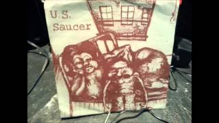 U.S. Saucer -- Size It Up