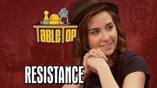 The Resistance: Felicia Day, Allison Scagliotti, Ashley Clements, and Amy Okuda on TableTop SE2E02