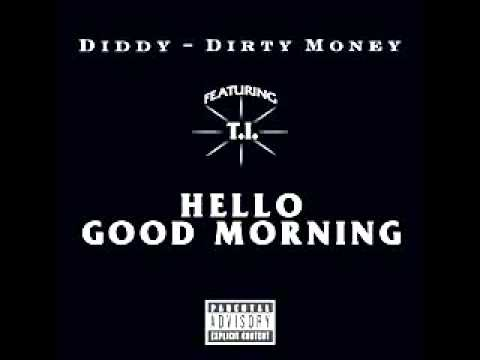 INSTRUMENTAL: P Diddy  Hello, Good Morning