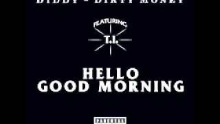 [INSTRUMENTAL]: P Diddy - Hello, Good Morning