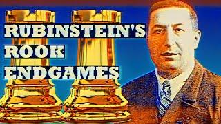 Akiba Rubinstein's Rook Endgames | Insane in the Endgame - GM Dariusz Swiercz