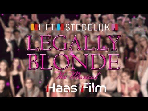 Legally Blonde musical Het Stedelijk Zutphen 2018