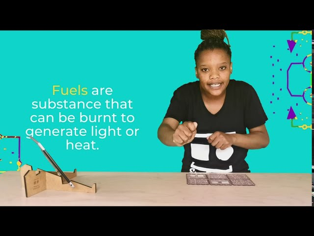 Stored Energy in Fuels with Miss P