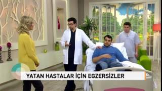 Evde yatağa bağımlı hastanın bakımı nasıl olur? - Hayata Dair/MC TV