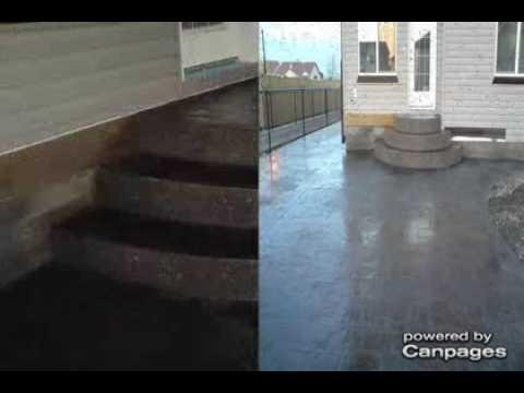 Calgary Concrete - (403)613-9390
