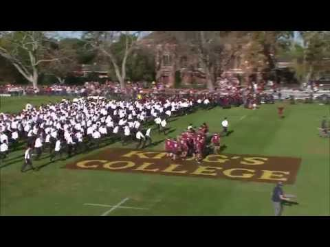 THE POWER OF THE HAKA