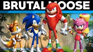 Sonic Boom: Rise of Lyric - Lightning Round