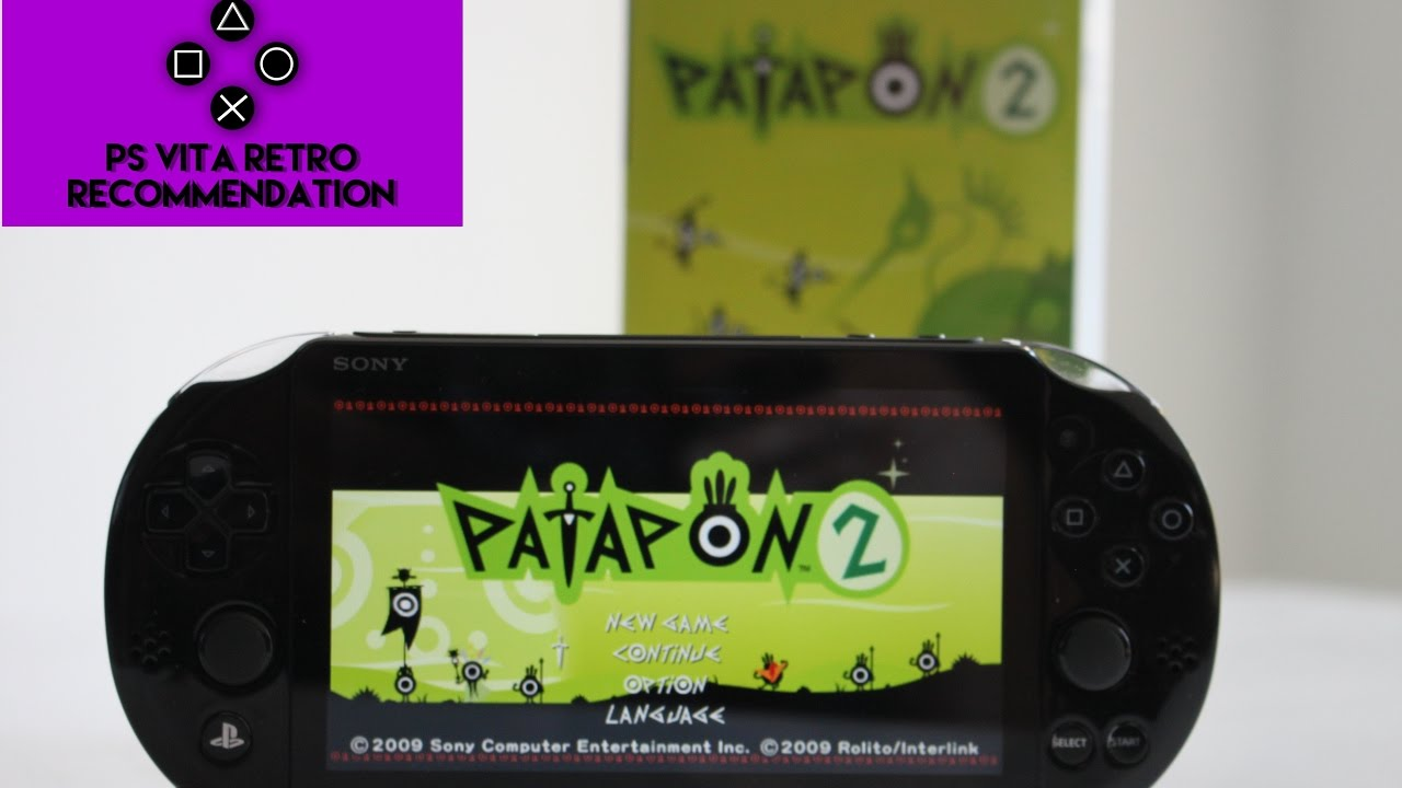 ps vita patapon