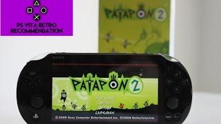 Patapon 2 - PS Vita Retro Recommendation