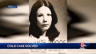 DNA evidence solves 1969 cold case murder of  Harvard student