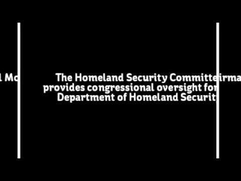 Homeland Security House Committee