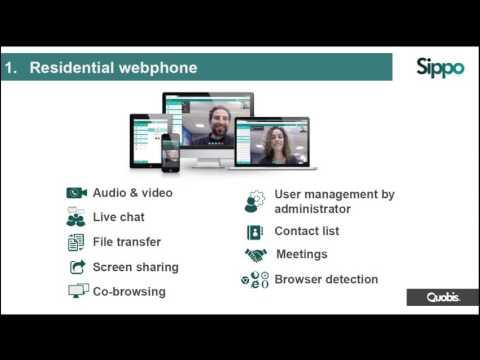 "Recordings webinar ""15 WebRTC based applications for telcos"""