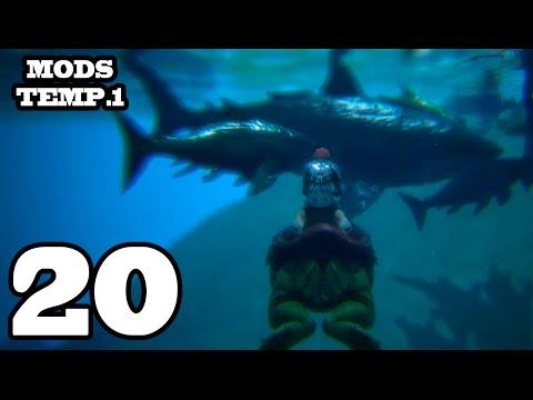 ATRAPADO EN LA ISLA!! ARK: Survival Evolved #20 Con Mods