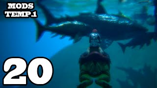 ATRAPADO EN LA ISLA!! ARK: Survival Evolved #20 Con Mods Temporada 3