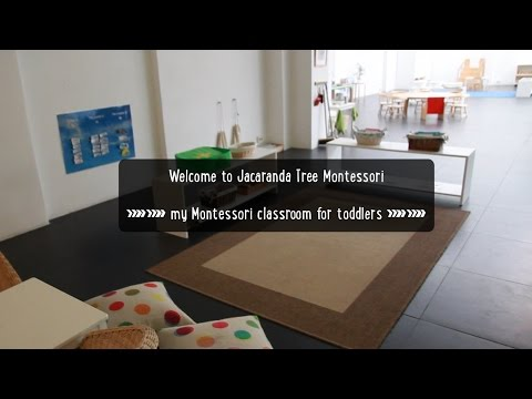 Tour of a Montessori toddler classroom in Amsterdam