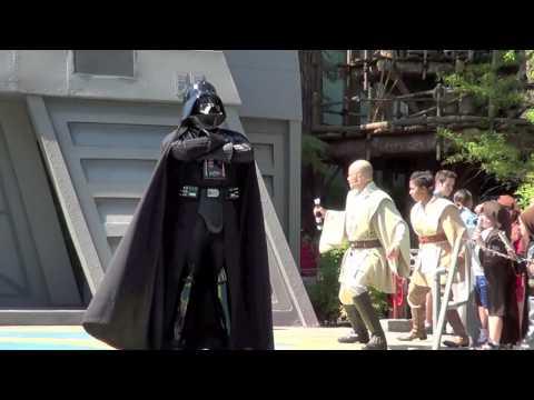 Download Youtube: Jedi Training Academy 2012 - Ahsoka Tano Disney's Hollywood Studios Star Wars Weekend HD