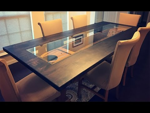Handmade Wood Dining Room Tables Ideas