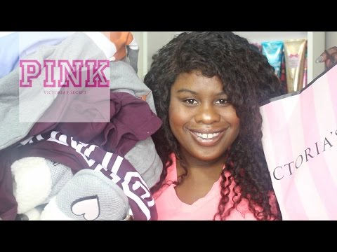 HUGE PINK & Victoria's Secret Semi Annual Sale Haul  2016- 2017
