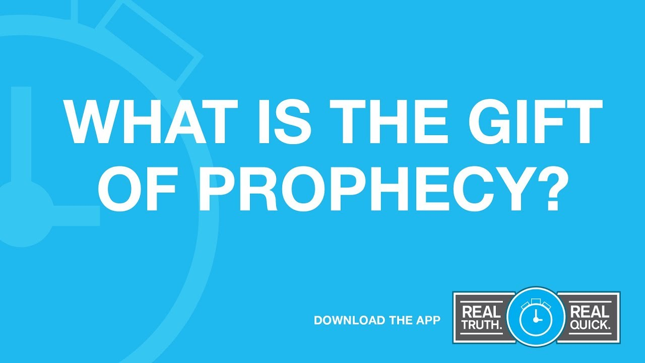 What Is the Gift of Prophecy?