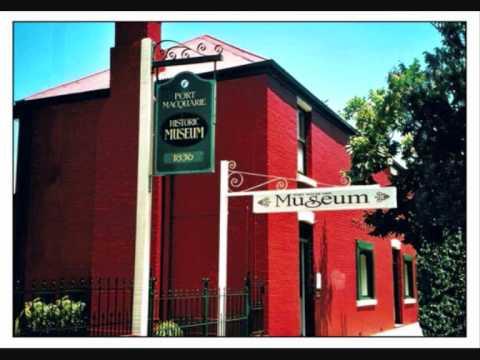Port Macquarie - A Fun History