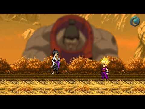Anime Battle – Dragon Ball Z & Naruto